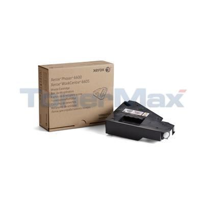 XEROX PHASER 6600N WASTE CARTRIDGE